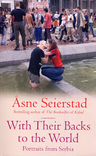 asne seierstad with their backs to the world