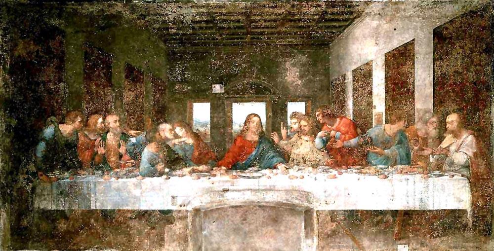 Da Vinci, Last Supper