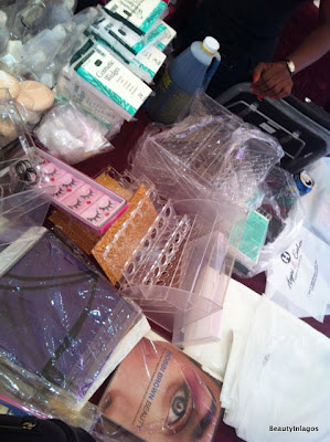 Lagos Makeup Fair – The Pictures
