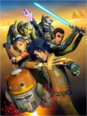 Ver Star Wars Rebels 1x05