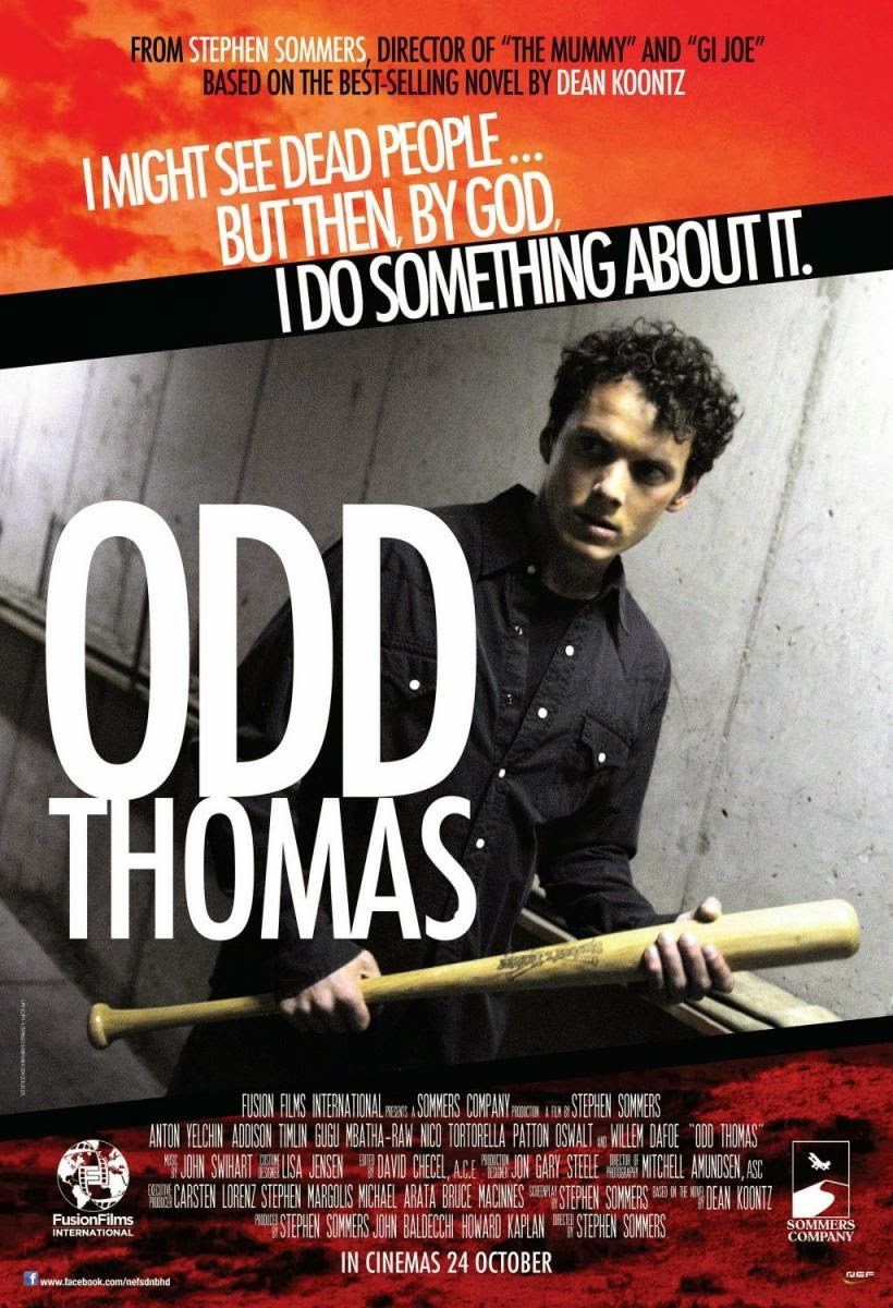 Odd Thomas, cazador de fantasmas – DVDRIP LATINO
