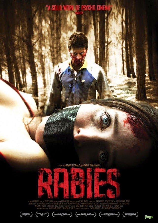 Horror Movie A Day: Rabies (2010)