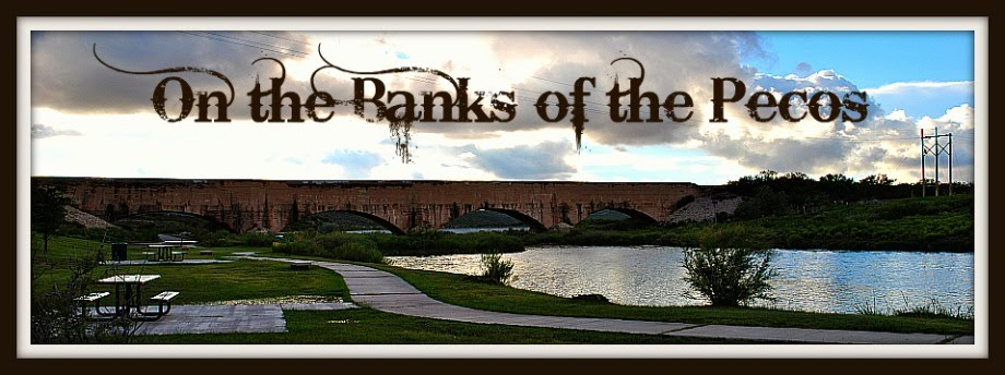 On the Banks of the Pecos