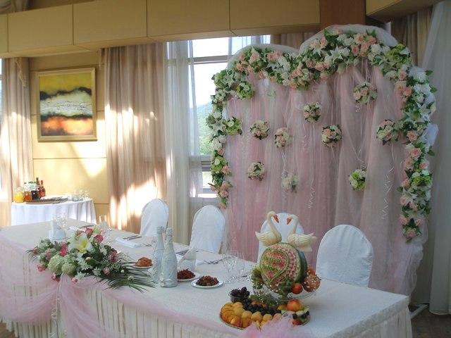 фруктовые блюда и карвинг-композиции на свадьбу южно-сахалинск