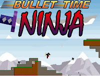 Bullet Time Ninja walkthrough.