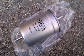 filtr paliwa vw polo 86c