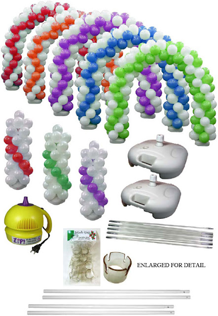 Balloon Arch Kits5