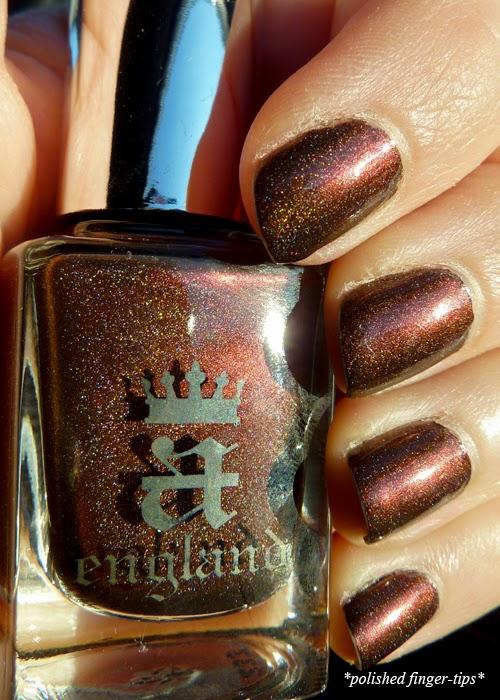 Briarwood - A-England - full sunlight