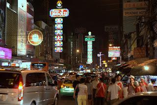 Bangkok - tak żyje (moje) miasto 7