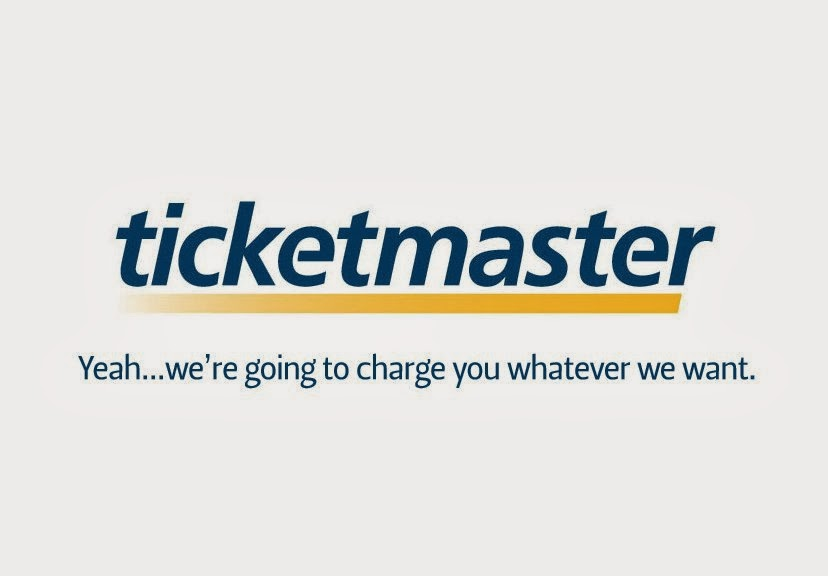 Honest Slogans Ticketmaster