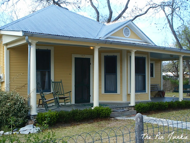 guest house in Fredericksburg, Texas