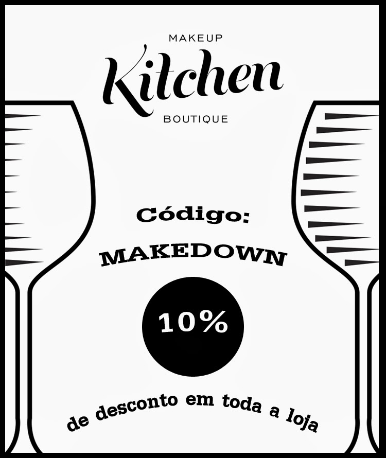 Desconto na Kitchen Makeup Boutique