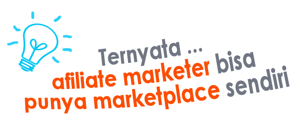 Download template marketplace affilate