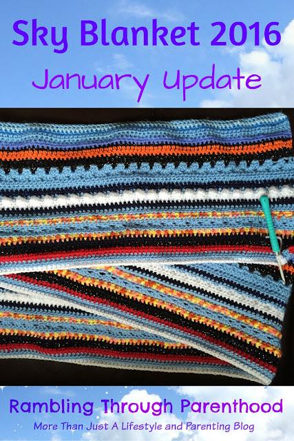 Sky Blanket 2016: January Update