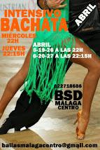 BACHATA ABRIL 2017 EN BSD MÁLAGA CENTRO.