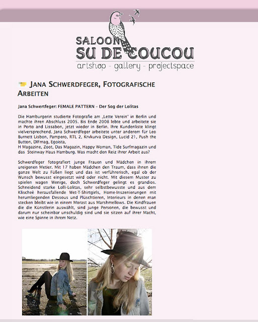 written by Lena Braun/ Salon Su Coucou
