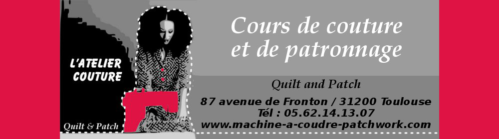 L'ATELIER COUTURE QUILT AND PATCH