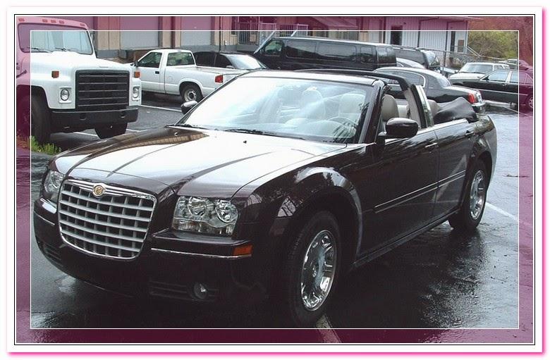 Chrysler 2015 Chrysler 300 Convertible Conversion Cost