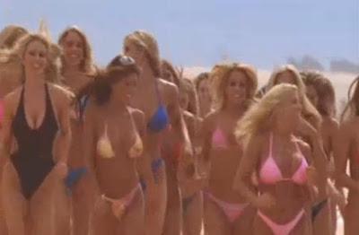 neon bikinis 90's