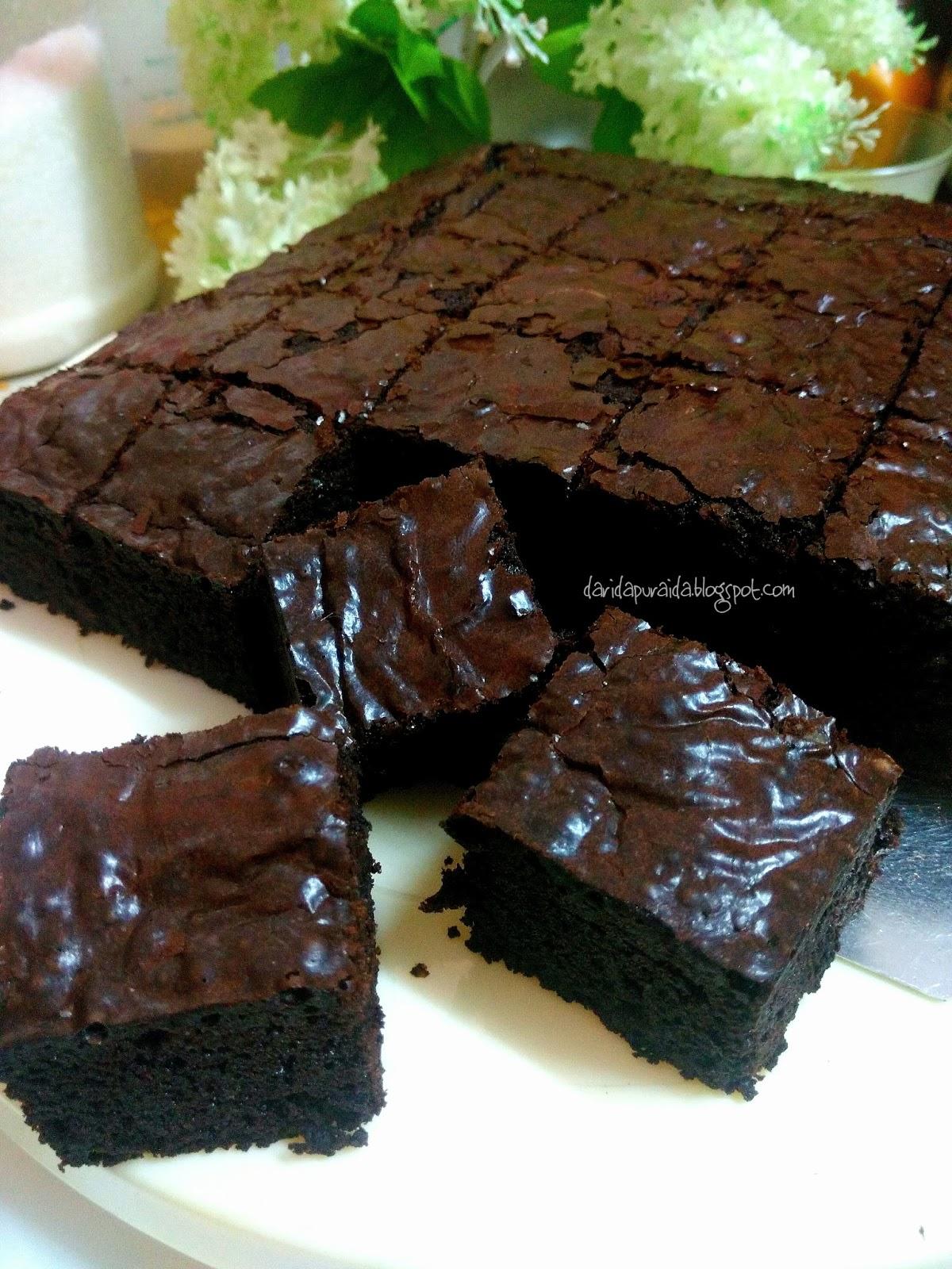 how to make gooey brownies