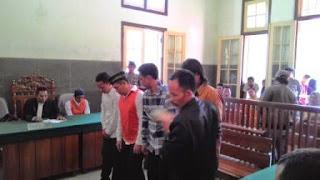 Hadirkan 5 Saksi Dan 3 Terdakwa, Sidang Kasus Pembunuhan Guru Hamil Berhasil Ungkap Fakta Baru