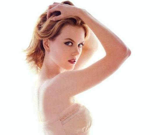 Hot Celebrity Nicole Kidman