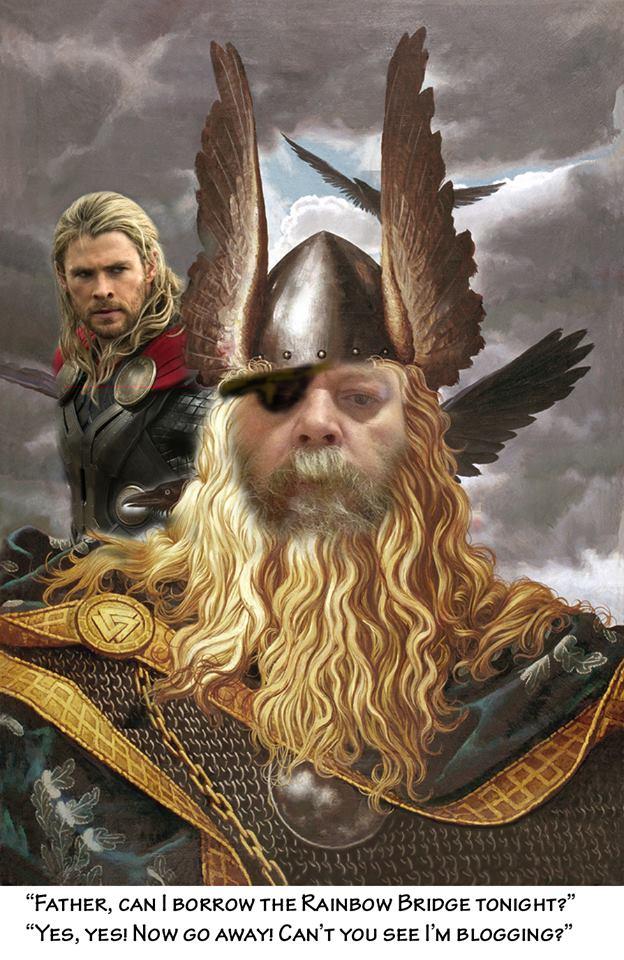 Cal Odin
