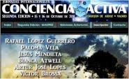 Jornadas Conciencia Activa 15 y 16 de Octubre 2011
