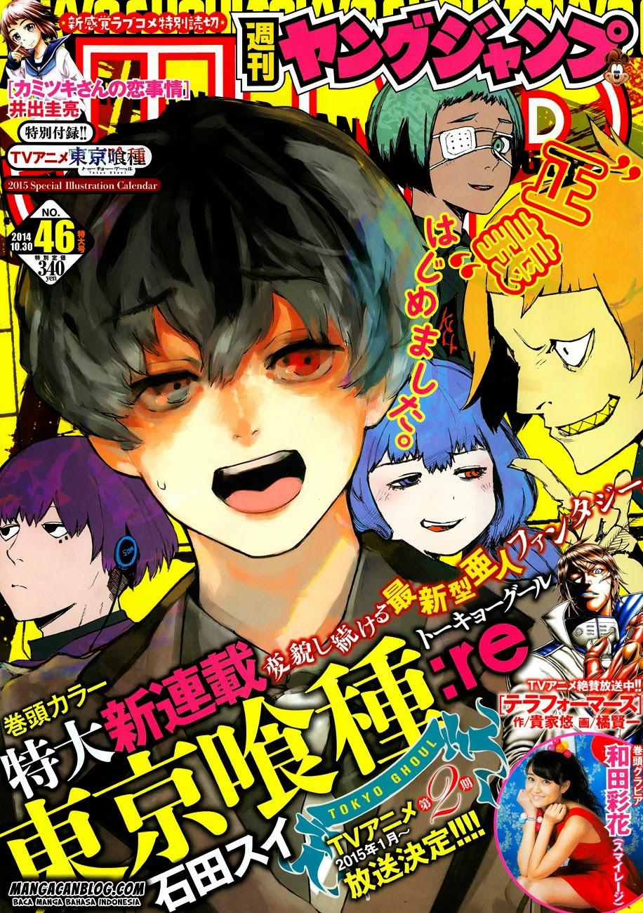 Komik tokyo ghoul re 001 - chapter 001 2 Indonesia tokyo ghoul re 001 - chapter 001 Terbaru 1|Baca Manga Komik Indonesia