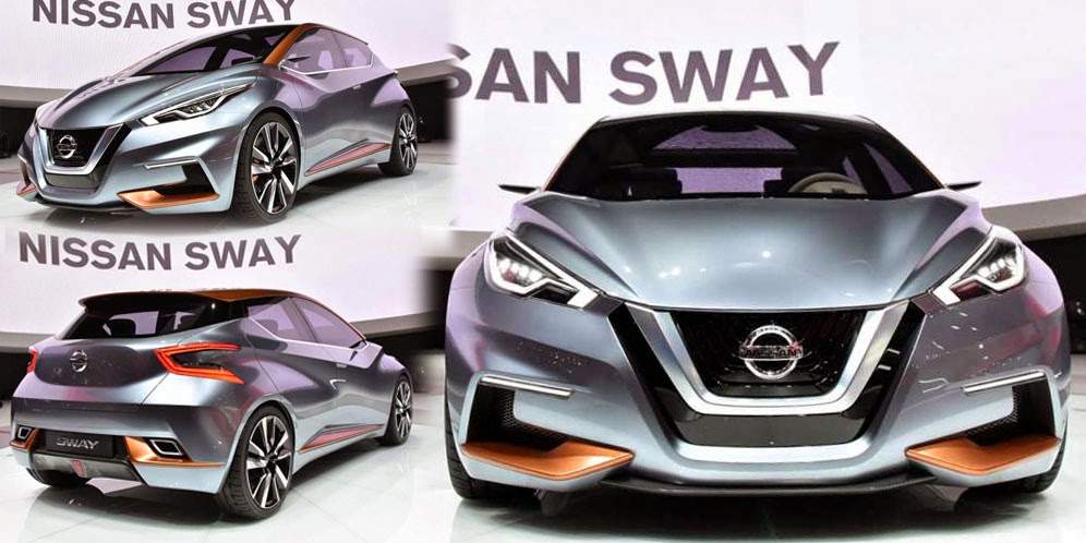 A New Hatchback Nissan Turned Out To Be The Latest Generation Of March!