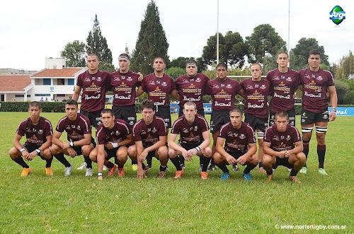 Seleccionado Juvenil de la Unión de Rugby de Salta M-18