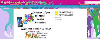 Accede al Blog del Alumnado de Pmar3ºESO