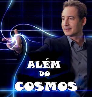 Além do Cosmos - Completo - DVDRip Dublado