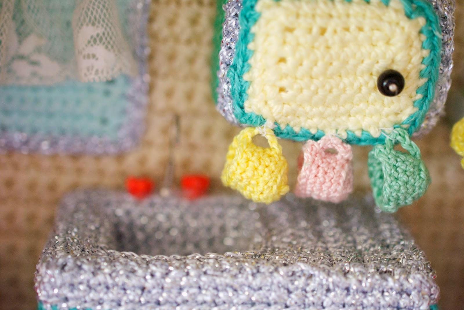 Вязание крючком для дома 6