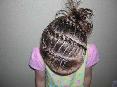 princess hairstyles little girls