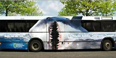 25 Creative and Clever Bus Advertisements - Part: 4 (30) 23