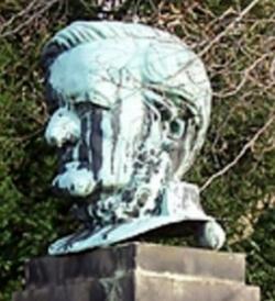 Richard Guhr: Wagner-Büste