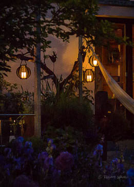 gartenblog geniesser-garten : gartenbeleuchtung ohne strom, Best garten ideen