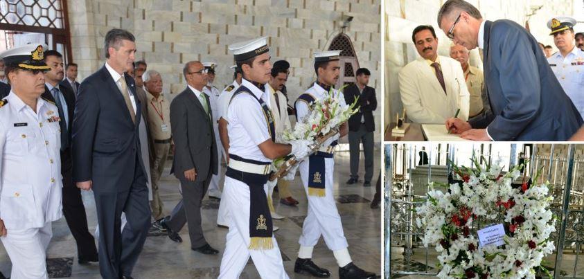 In The Honor Of Quaid-e-Azam