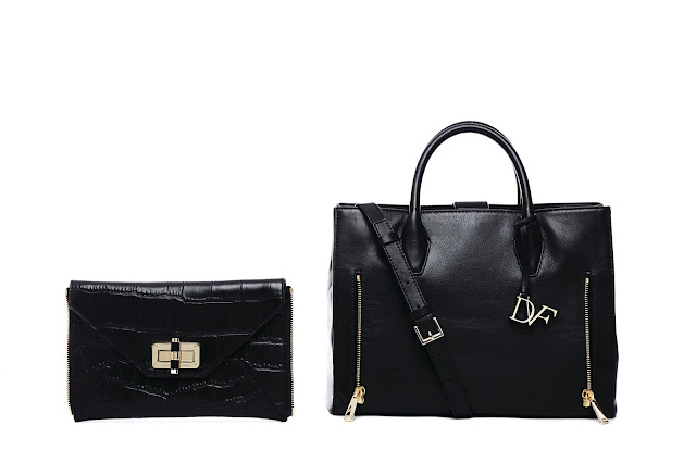 DVF's Secret Agent Bag