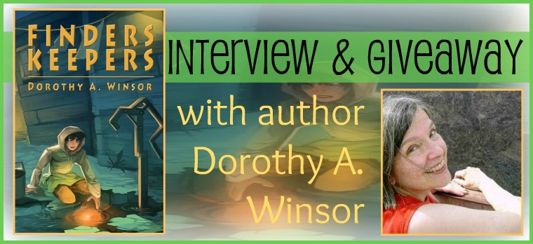 Word Spelunking Interview And Giveaway Dorothy A Winsor Author