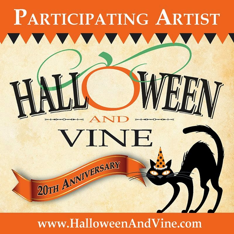 Halloween and Vine, 20 Years of Halloween Art!