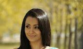 Trisha navel hot in saree