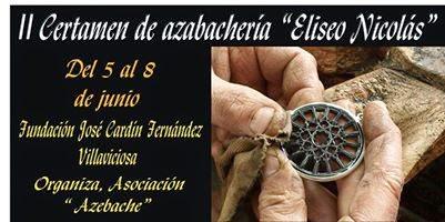II CERTAMEN DE AZABACHERÍA