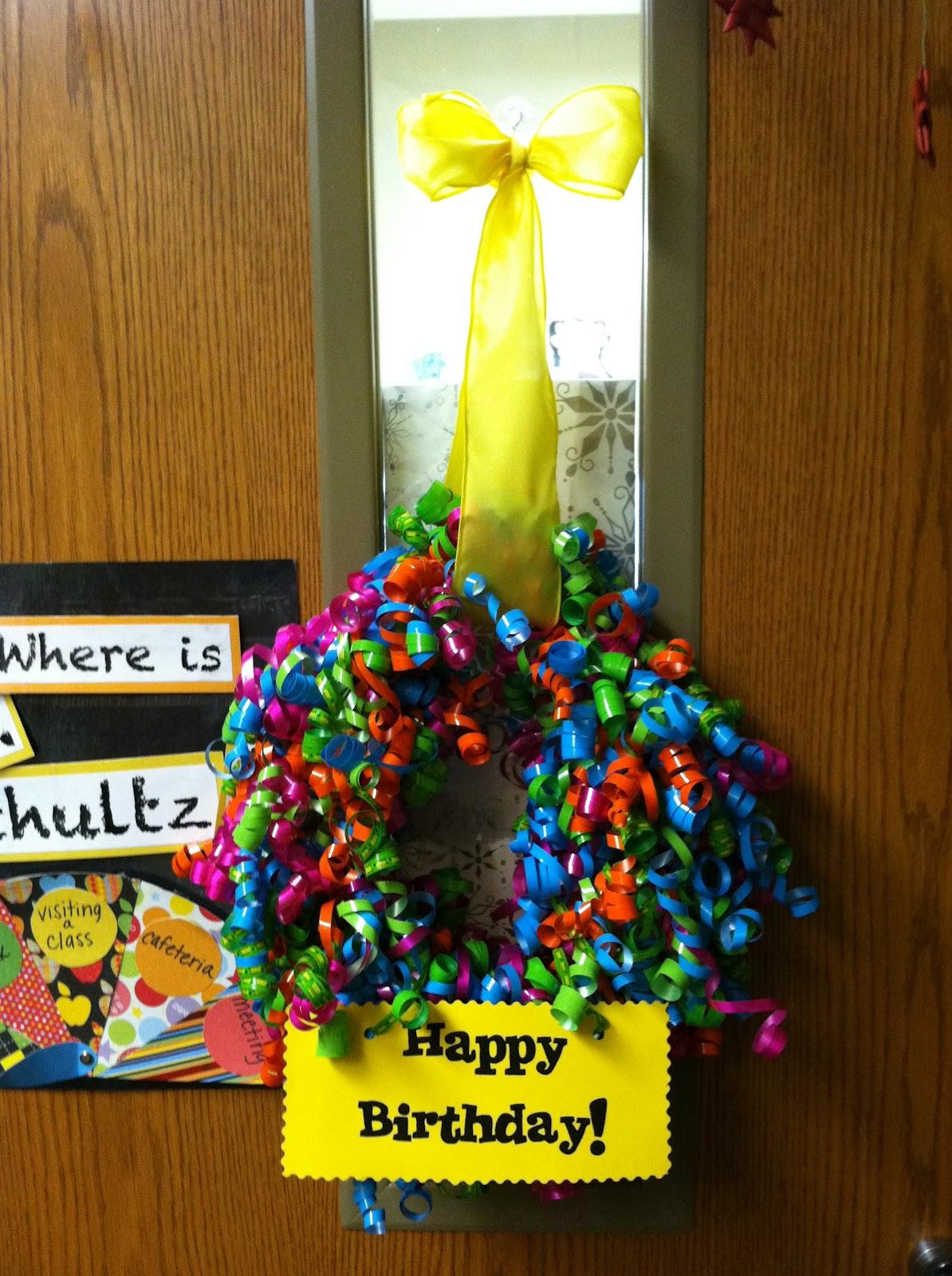 School Counselor Blog: DIY Happy Birthday! / Happy Un ...