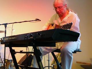 Gandalf en concert à Lindlar / photo S. Mazars