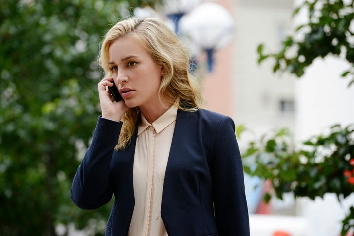 Covert Affairs - Episode 5.12 - Starlings of the Slipstream - Promotional Photos