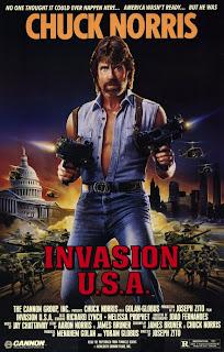 INVASION USA - ВТОРЖЕНИЕ В США