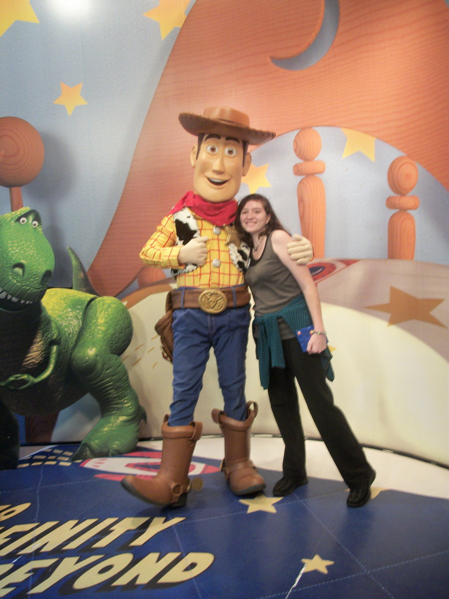 Cool Images Sheriff Woody Pride