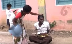 Father Sexual Harassment on Daughter at Rangareddy Dist